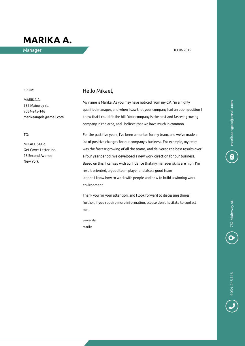 Content Strategist Cover Letter from www.getcoverletter.com
