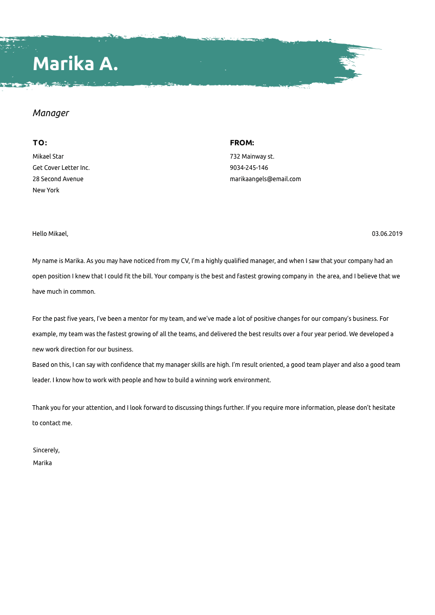 an outside sales representative cover letter sample