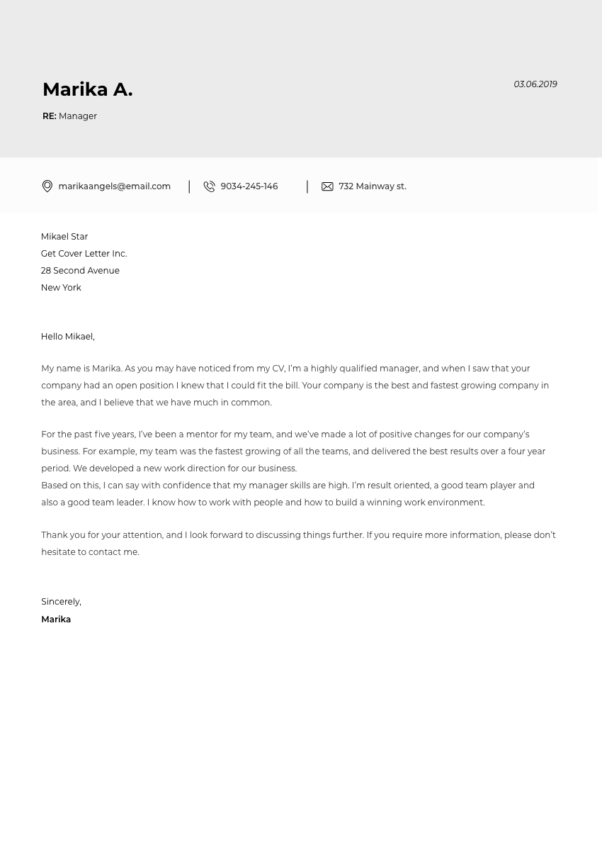 Software Developer Cover Letter Example from www.getcoverletter.com